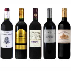Rotwein Probierpaket Trocard