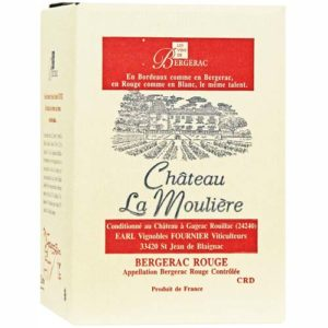 Chateau La Mouliere Bag in Box 5 Liter-500x500px