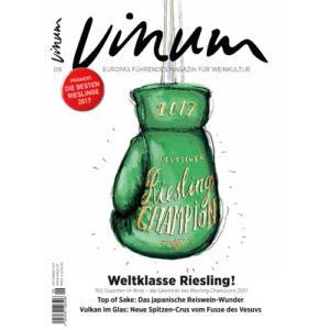 Vinum Zeitschrift September 2017