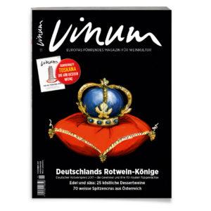 Vinum November 2017 Coverbild